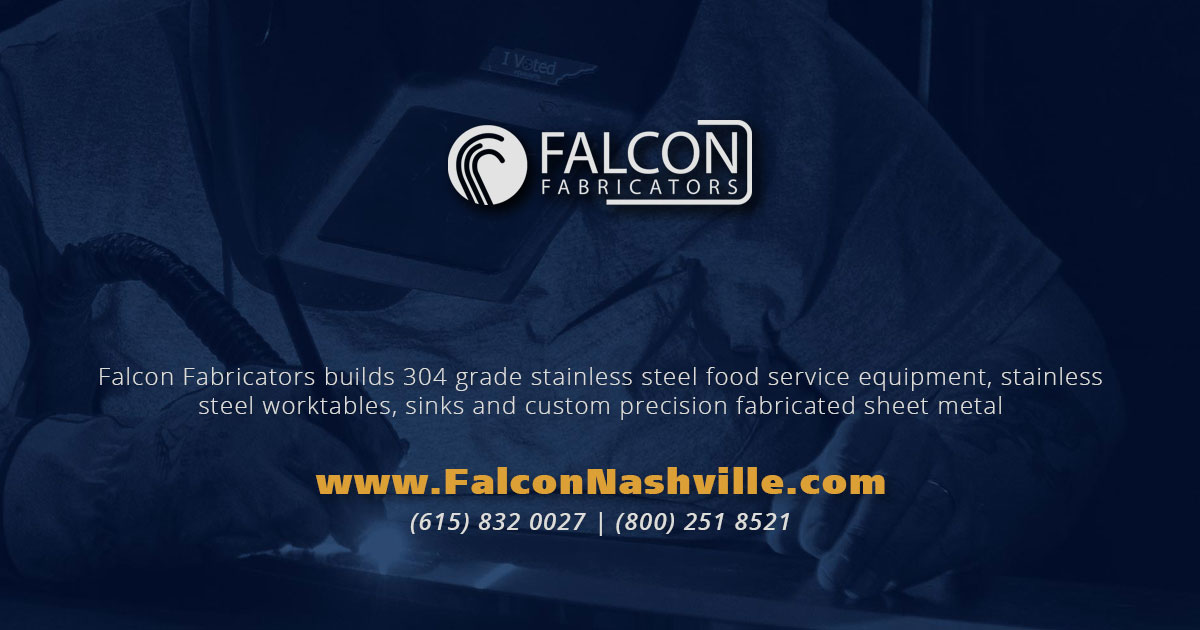 Falcon Fabricators ⋆ Stainless Steel & Metal Fabrication